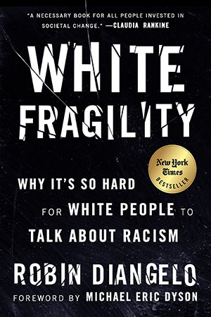 """White Fragility"" Cover"